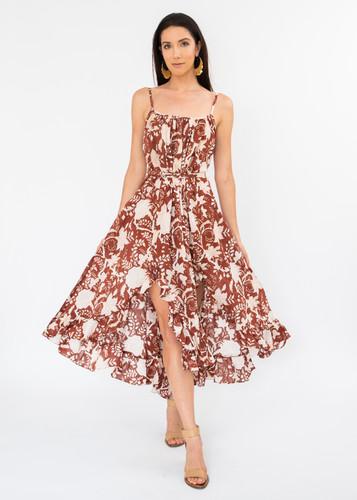Cossette Dress - String Top
