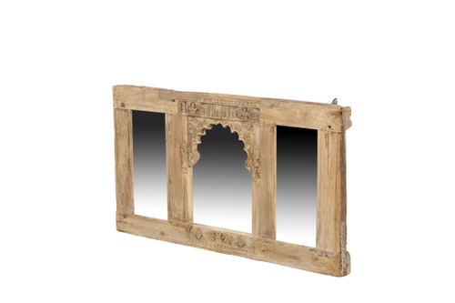 Mirror - Triple Carved