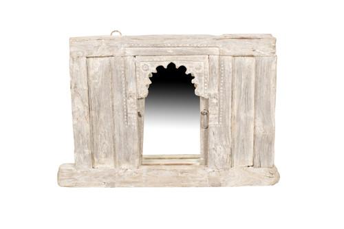 Mirror - Wooden Window