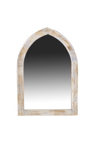 Mirror - Arched Wall