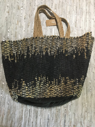 Bag - Woven Leather