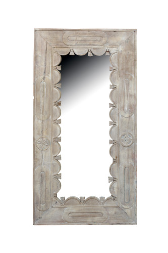 Full Length Deco Mirror