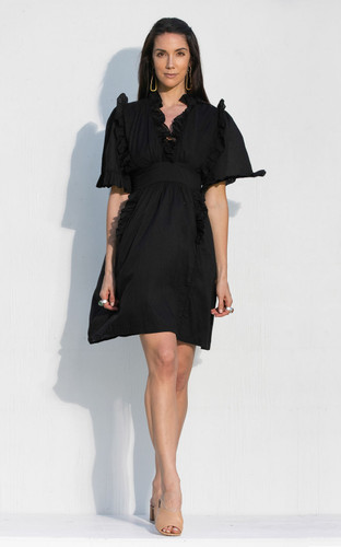Panarea Dress - Black