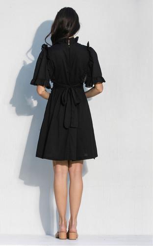 Panarea Dress - Black
