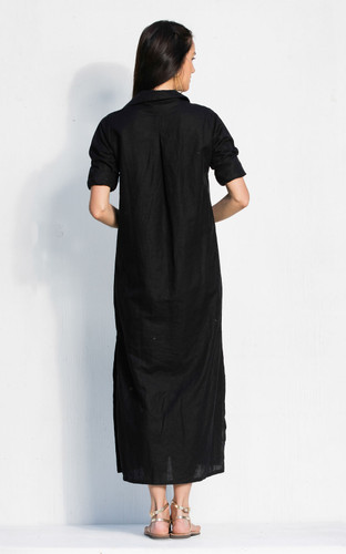 Limoges  Dress - Black