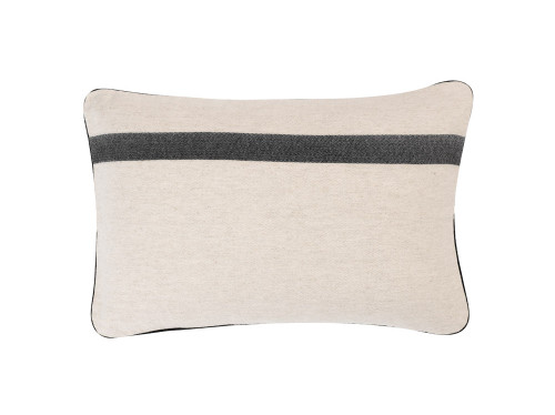 Pirine Pillow  - Anthracite Stripe