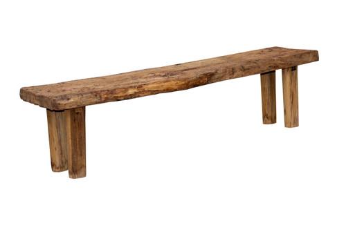 Wood Bench - Rustic 2