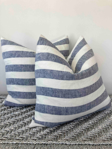 Pillow - Wide Stripe