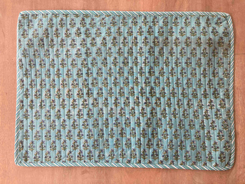 Placemats - Blue Iris - Small