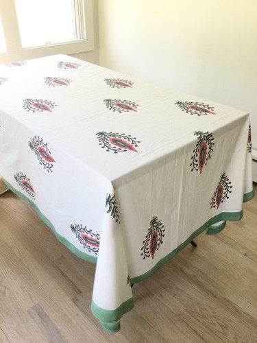 Tablecloth - Lime Sprite