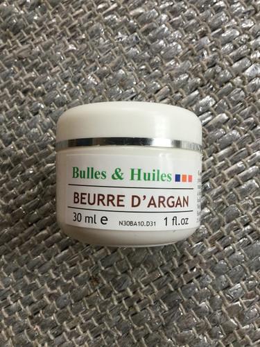 Bulles & Huiles Beurre d'Argan