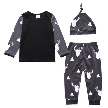 Deer Baby Outfit