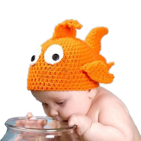 Fish Newborn Photography Props