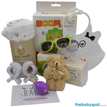 Newborn Baby Gift Baskets - Unisex
