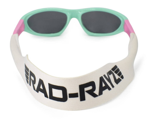 Baby Sunglasses Strap - RearView | Rad-Rayz