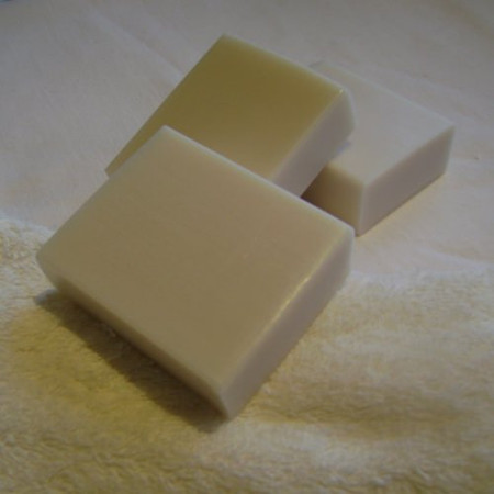 iluvbaby goats milk soap 6x100g