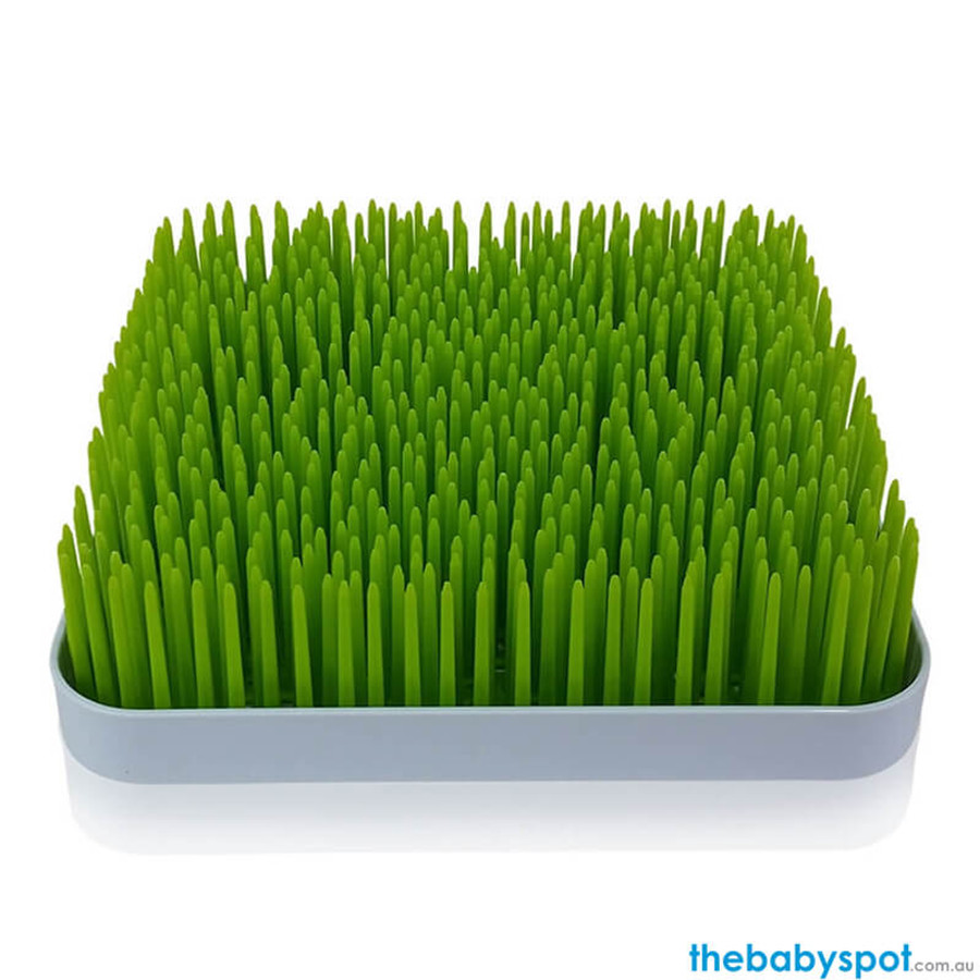 Green Grass Drying Rack