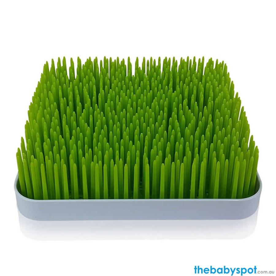 Green Grass Drying Rack