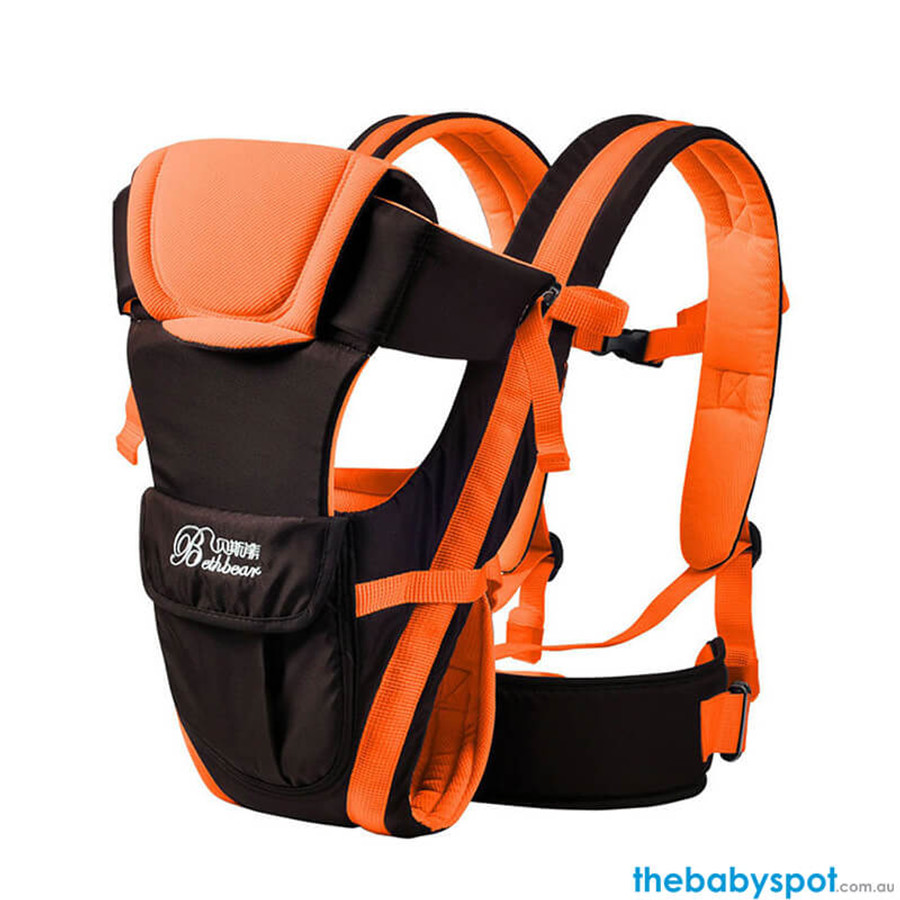 Baby Carrier - Orange