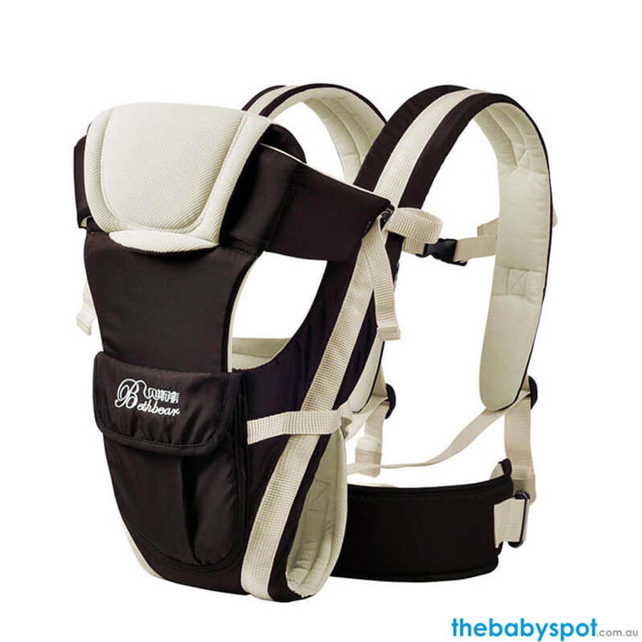Baby Carrier - White