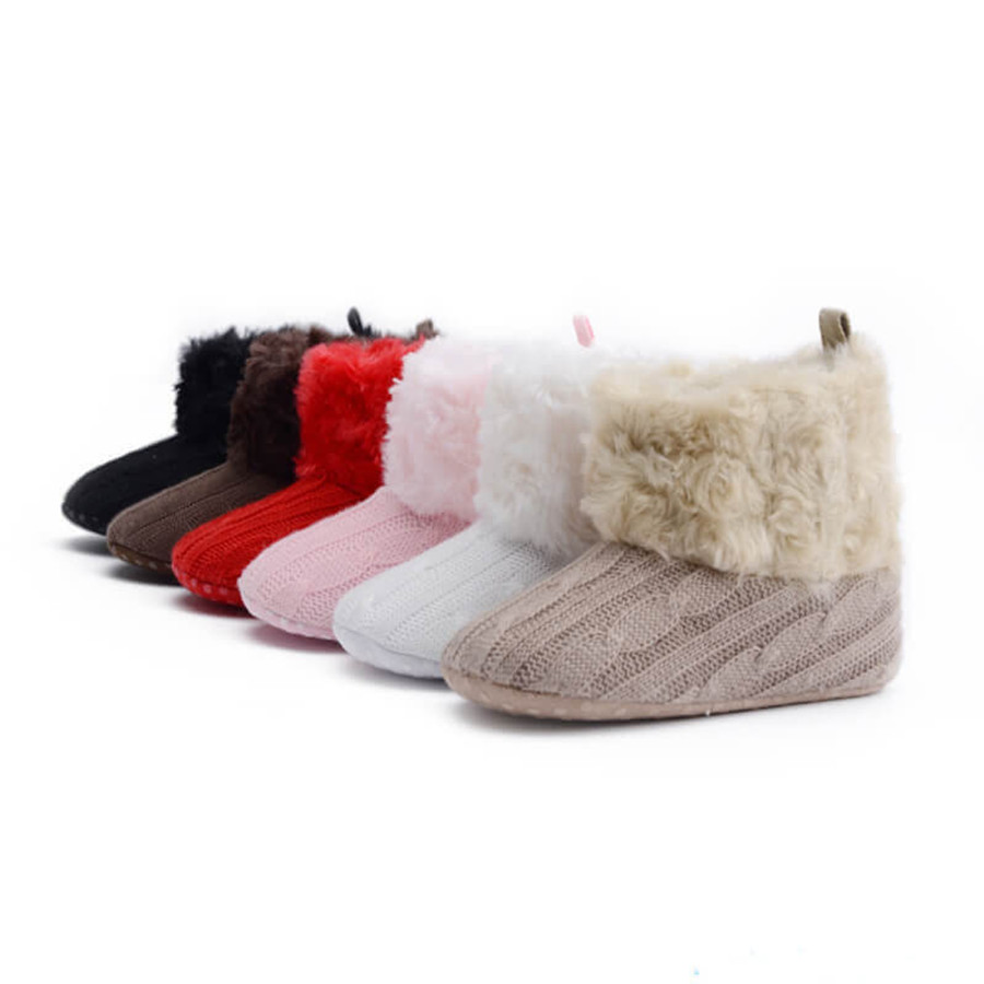 Baby Warm Winter Boots