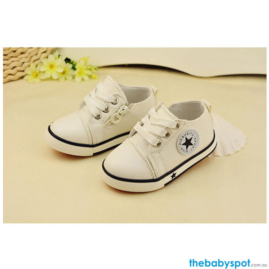 Baby Canvas Sports Shoes