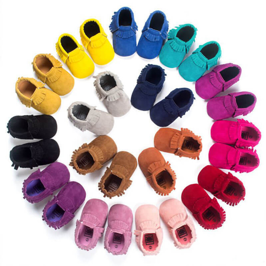 Suede Shoes - All Colors