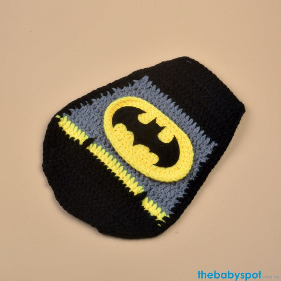 Batman Newborn Photography Props