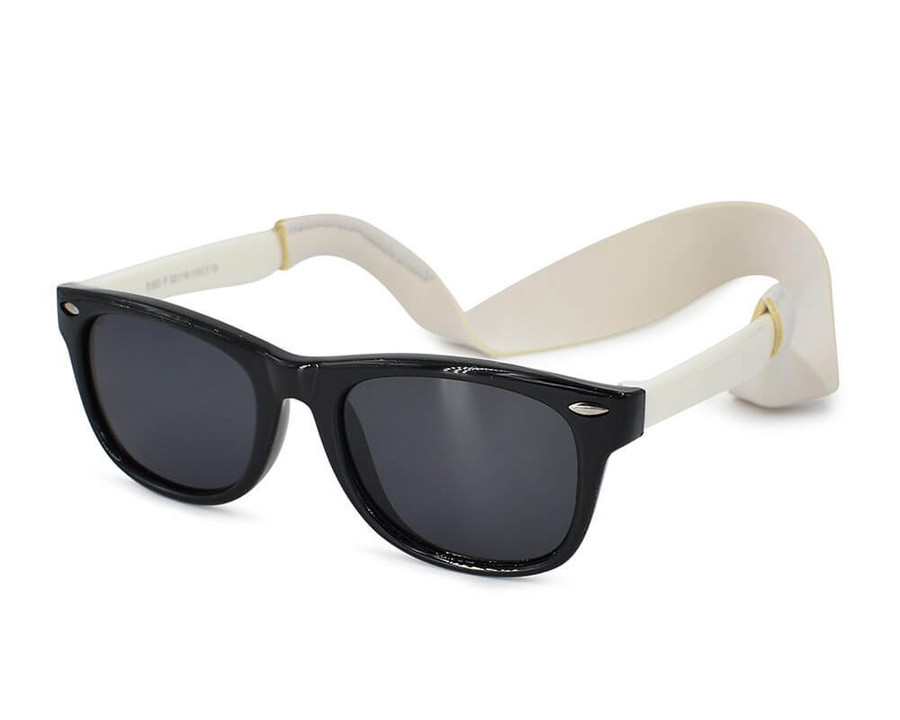Bendable Baby Sunglasses with Strap | Rad-Rayz