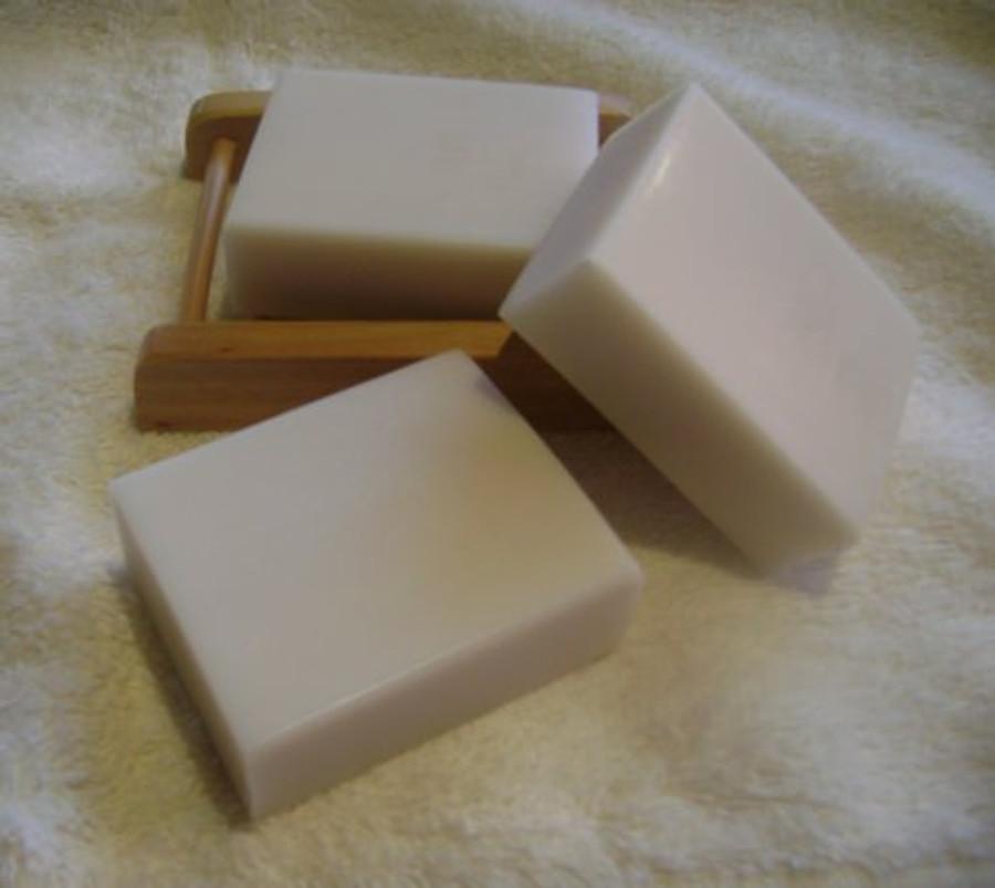 iluvbaby goats milk soap