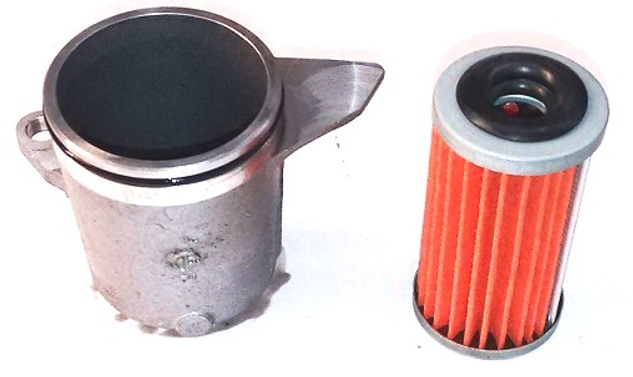 JF015 External oil filter Housing