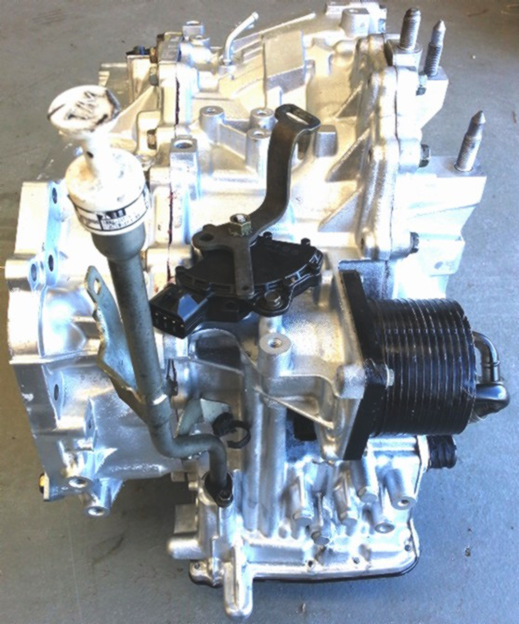 Mitsubishi Outlander JF011 CVT Transmission  ( W1CJA )