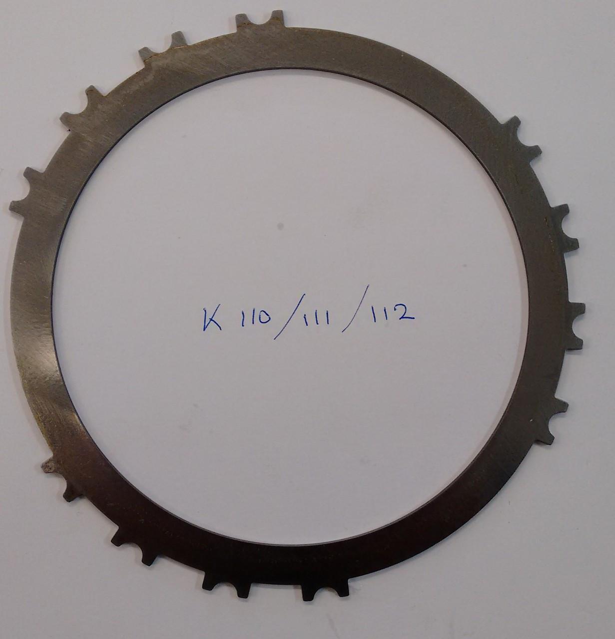 Reverse clutch Steel discs Toyota K110/111/112/112F CVT Transmission