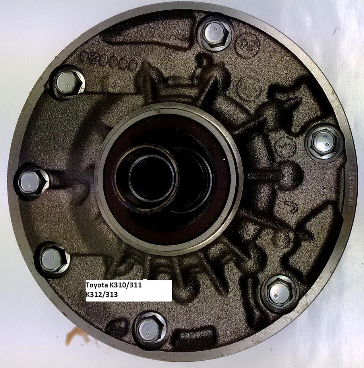 Oil Pump Toyota K310/311/312/313