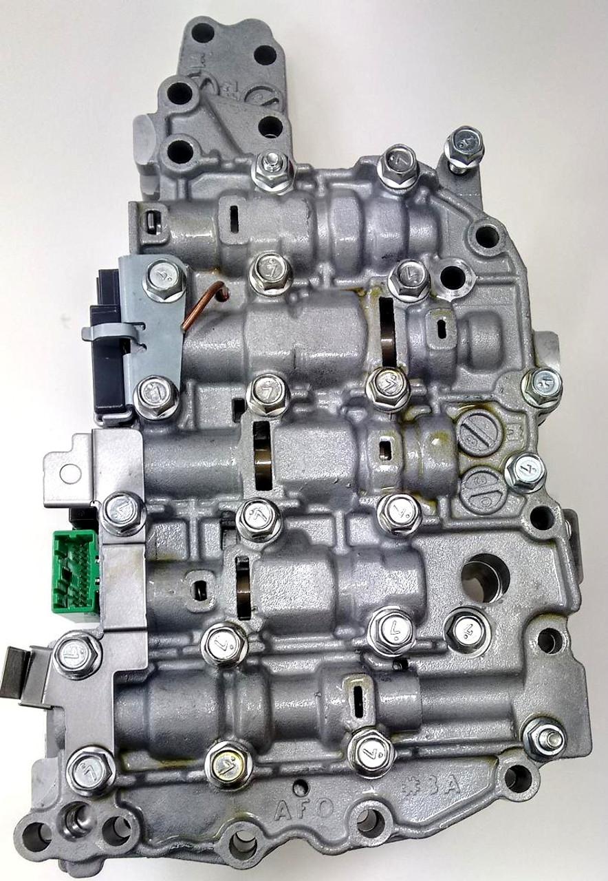Complerte Remanufactured Valve body JF011 CVT Transmission