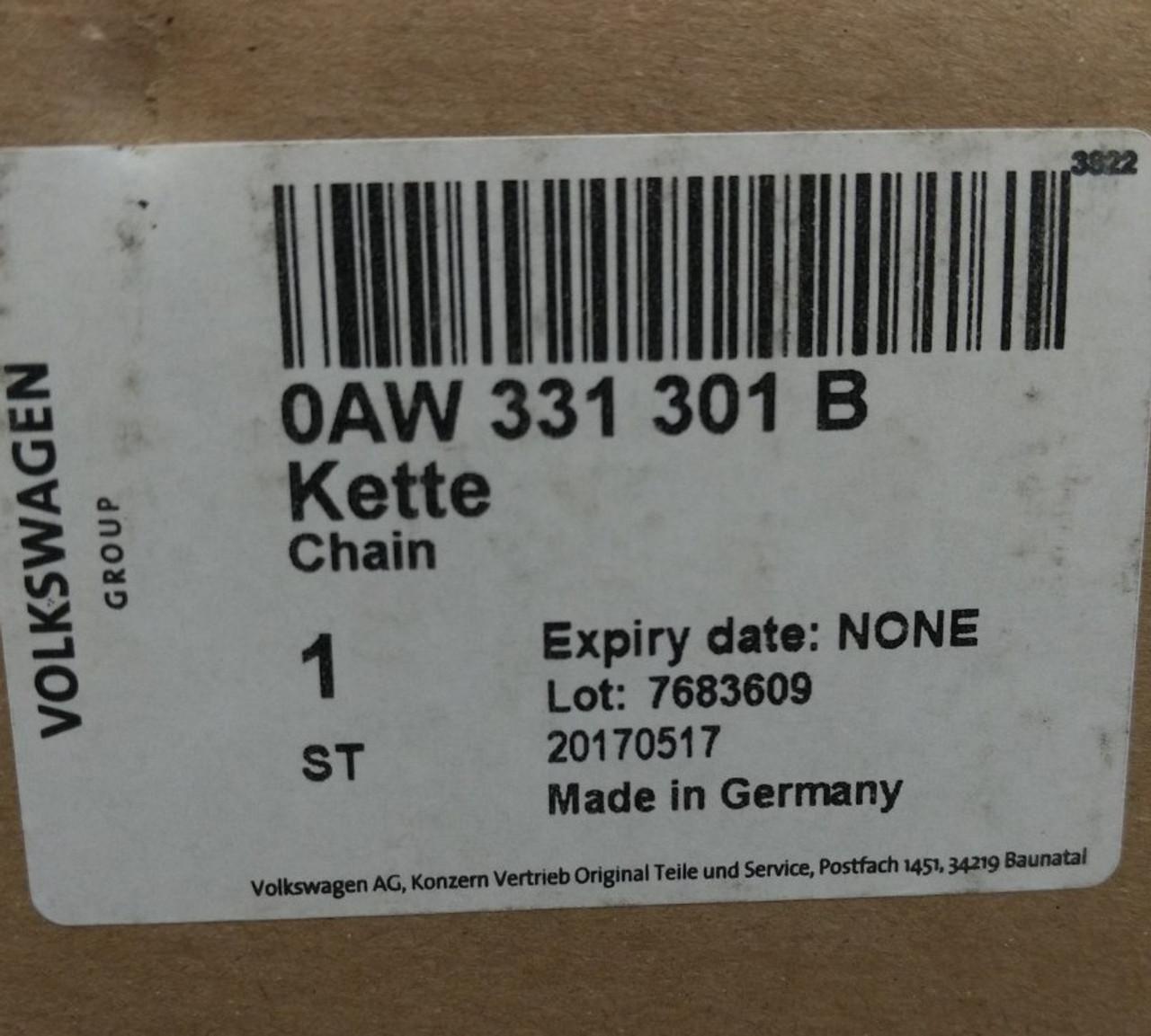 CVT Chain  Audi   OAW 8speed transmission