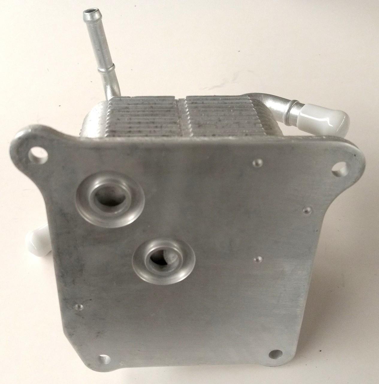 Oil Cooler Heat Exchanger  4 pipes JF015 ( REOF011 ) Nissan CVT