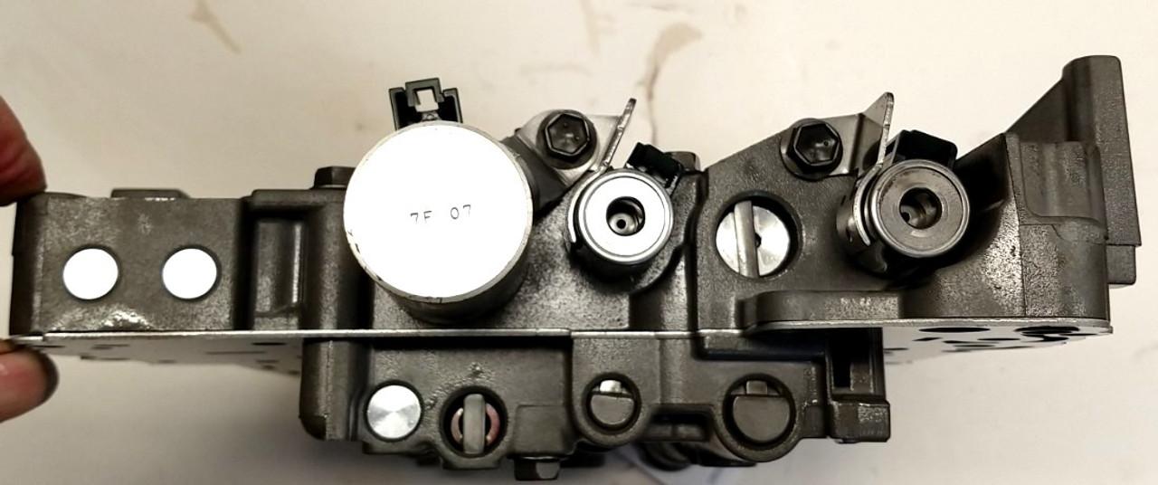 Valve body Toyota K111/112 CVT
