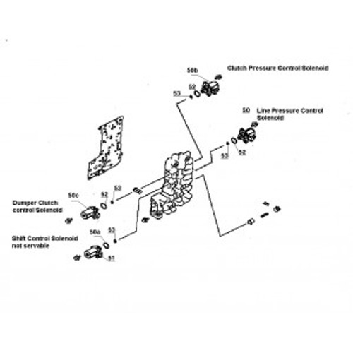 Oil Pressure solonoid