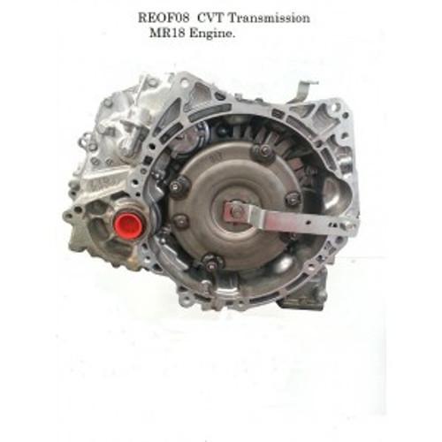 Nissan CVT Transmission REOF08 ( MR18 )