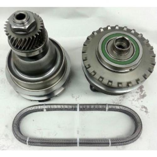 Complete variator kit ( Pulleys and Belt ) JF011