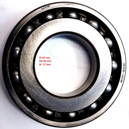 Secondary Pulley Support Bearing JF011
