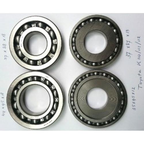 Toyota CVT - K110 CVT Transmission - Page 1 - CVT Parts Limited