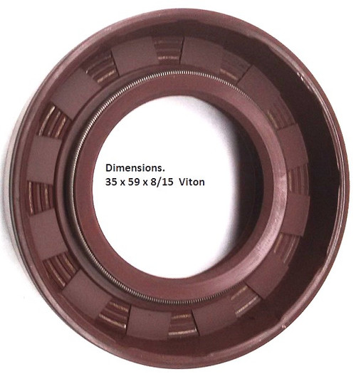 Drive shaft Seal 355915 Nissan CVT