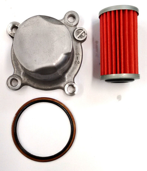 External oil filter cartride and Housing