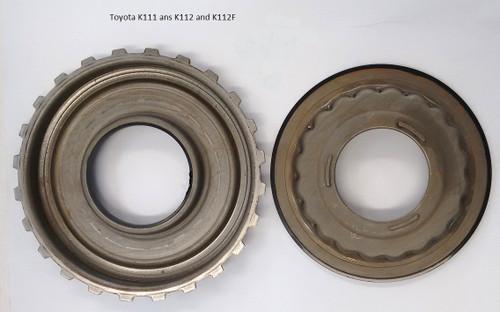 Toyota K111 and 112 Forward Piston Kit