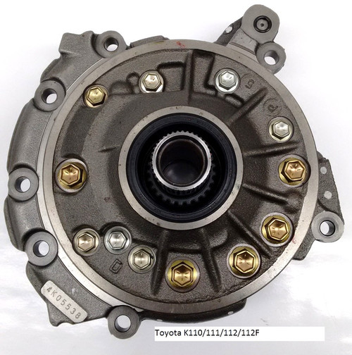 Aisin Transmission Products - CVT Parts Limited