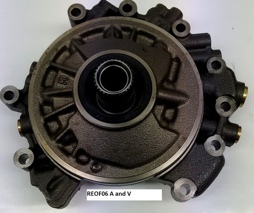 Oil Pump Nissan REOF06