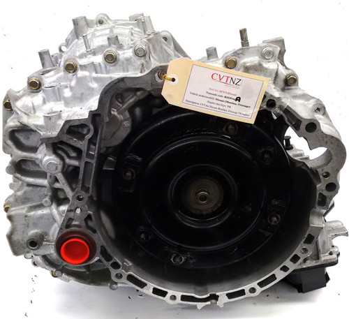 Nissan Micra and March and Cube CVT Transmission (REOF021A) - CVT