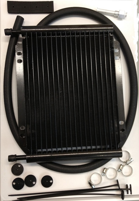 Oil Cooler  14 Row Rapid Cooler
